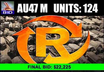 AU47 M Auction