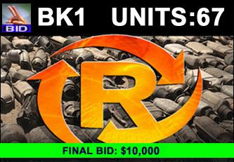BK1 Auction