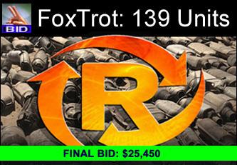 FoxTrot Auction