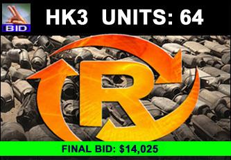 HK3 Auction