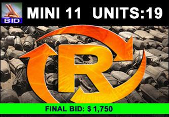 MINI 11 Auction