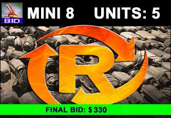 Mini 8 Auction