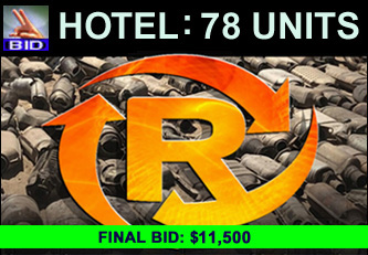 Scrap Catalytic Converter Auction | Auction Hotel Has 78 Units And 70 Images