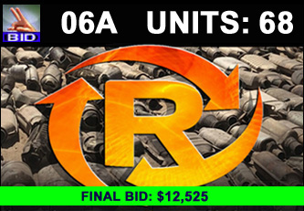 Scrap Catalytic Converter Auction | Auction Lot 06A Has 68 Units And 65 Images