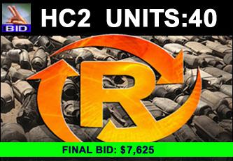 HC2 - 40 Units