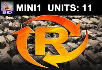 Mini One - 11 Units