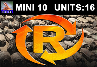 Mini 10 Auction | 16 Catalytic Converters On A Call