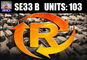 SE33B Auction | Catalytic Converter Auction On A Call